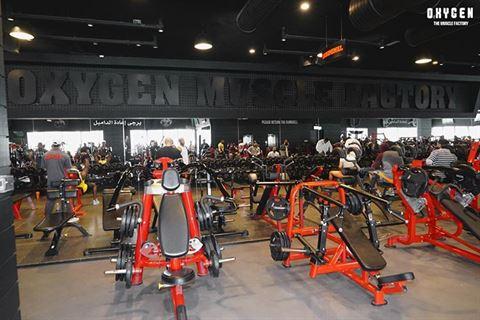 Photo 60897 on date 31 July 2019 - Oxygen Fitness Center - Riggae 2 Branch - Kuwait