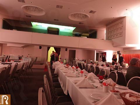 "Amazing night with Fady Reaidy ""The Sheraka Retro Theatre"" in Portemilio Hotel"