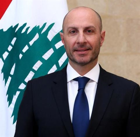 Minister of Environment Fadi Jreissati in United States to participate in LDE conference