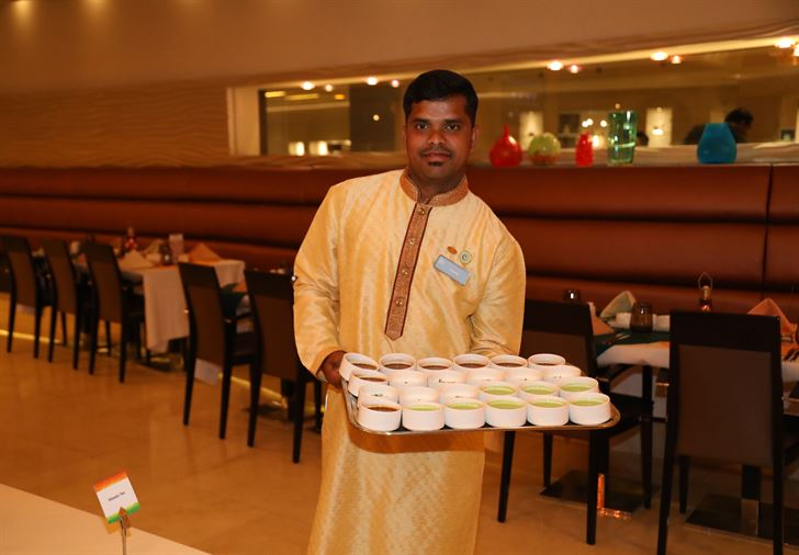 Flavors of India … Indian Night in Safir Fintas Hotel Every Thursday