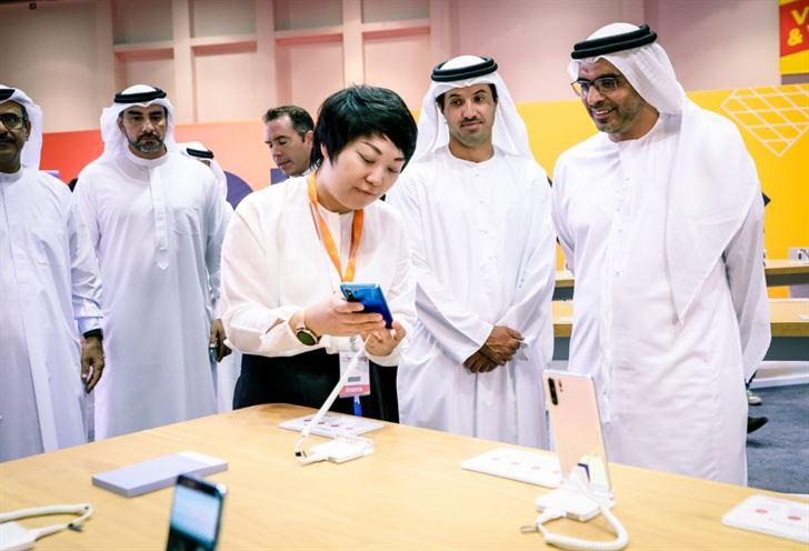 """افتتاح معرض """"جيتكس شوبر 2019 """" في دبي"""