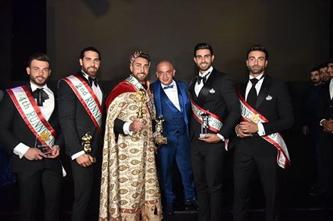 Mohamad Sandakli Winner of Mr Lebanon Title for 2019 - 2020
