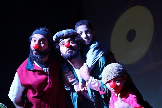 قاسم إسطنبولي يعرض أفلامه في المسرح الوطني اللبناني في مدينة صور