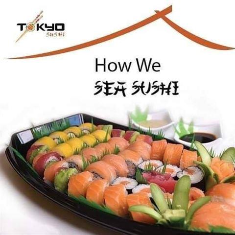 Photo 64978 on date 15 January 2020 - Tokyo Sushi Restaurant - Achrafieh (Mar Mikhael), Lebanon