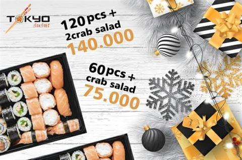 Photo 64979 on date 15 January 2020 - Tokyo Sushi Restaurant - Achrafieh (Mar Mikhael), Lebanon