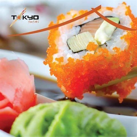 Photo 64980 on date 15 January 2020 - Tokyo Sushi Restaurant - Achrafieh (Mar Mikhael), Lebanon