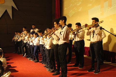 افتتاح مهرجان أيام صور الثقافية في المسرح الوطني اللبناني