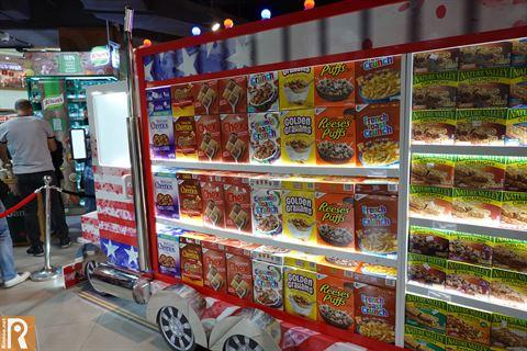 The American Truck | كويت آجرو تحتفل بشراكتها مع جمعية قرطبة التعاونية والسفارة الأمريكية