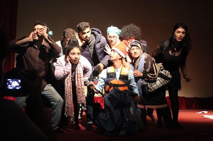 إفتتاح  مهرجان أيام فلسطين الثقافية في المسرح الوطني اللبناني في صور