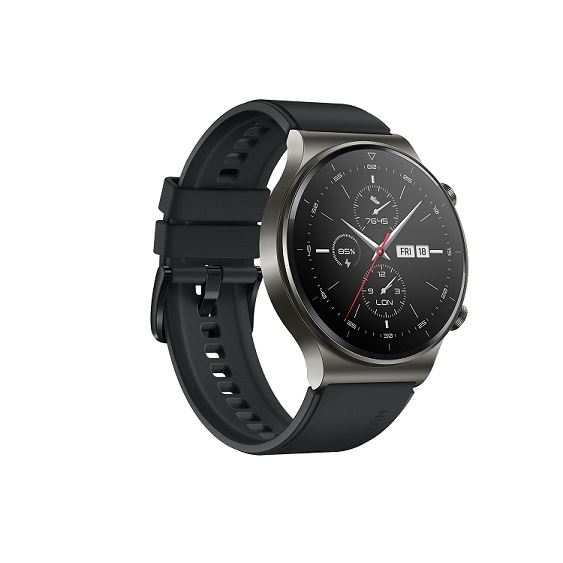 High-end HUAWEI WATCH GT 2 Pro with its premium design doesn't shy away from powerful technology
