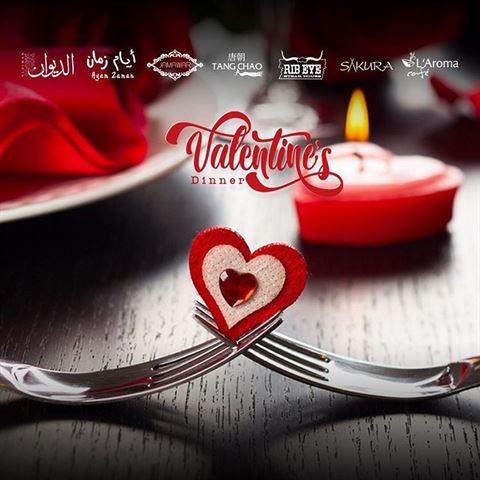 Where to Spend Valentines 2020 in Kuwait?