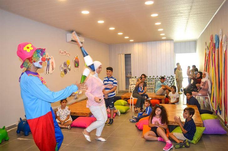لاقونا لنحتفل بعيد الحب بأجواء مميزة للأطفال و مفاجآت حلوة و جديدة ب Wanasa Party Planet