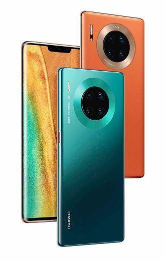 هواوي تحقق نجاحاً جديداً إليكم HUAWEI Mate 30 Pro الجديد، الهاتف الفريد ذو الأداء المميز لشبكات الجيل الخامس