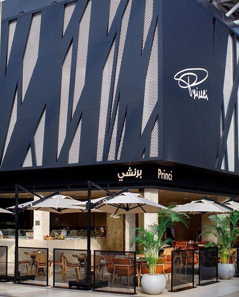 افتتاح مطعم برنشي الايطالي في مجمع الأفنيوز الكويت