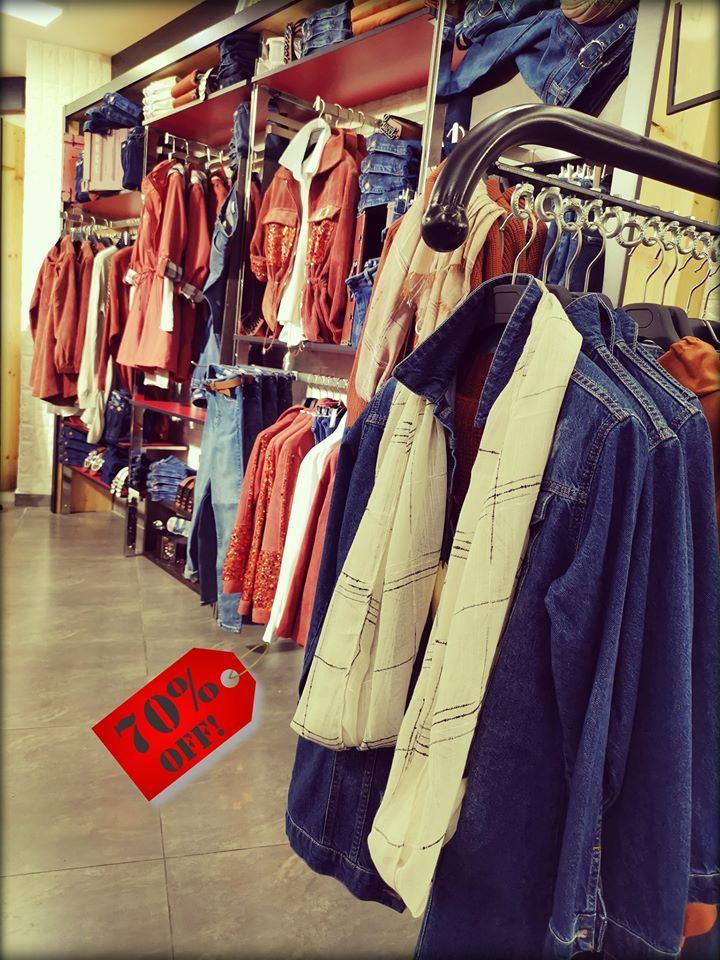 Agate Center يعلن عن الصولد الكبير على الألبسة الشتوية لغاية 70%