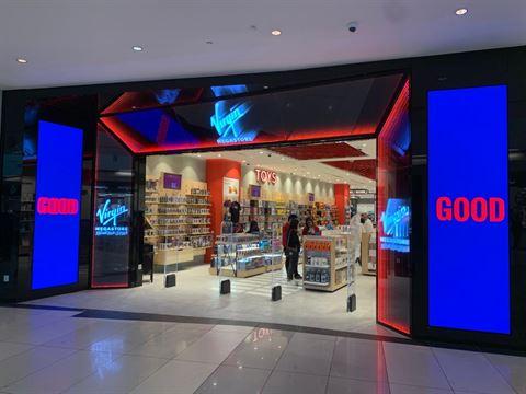 Virgin Megastore is now Open in The Avenues Mall Kuwait