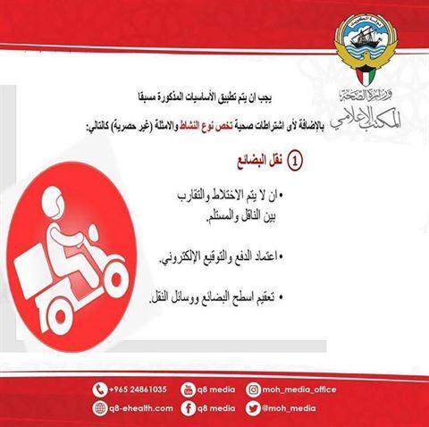 شروط وزارة الصحة لعودة فتح المجمعات التجارية في الكويت