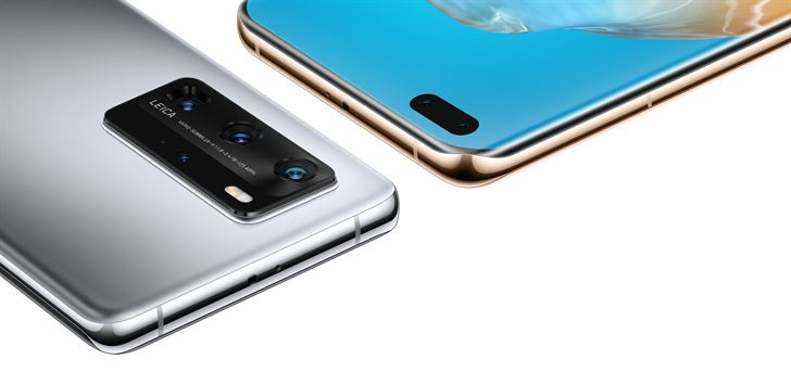 HUAWEI P40 Pro Hands: Exquisite design, robust 5G performance and biggest camera sensor ever used by Huawei