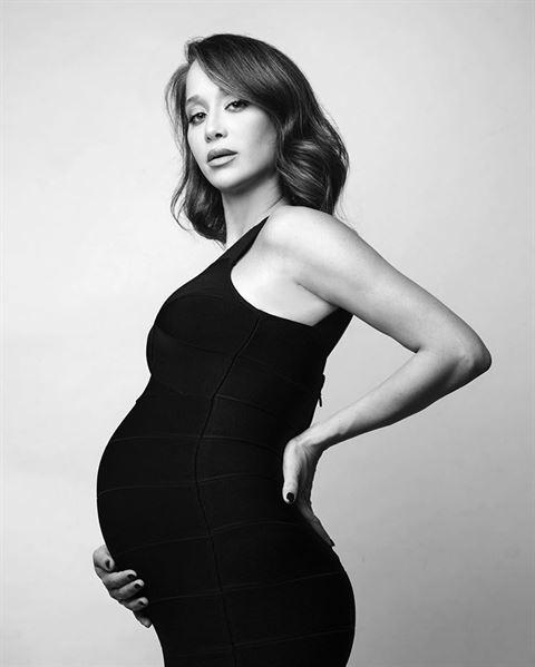 Lana El Sahely Announces Her Second Pregnancy