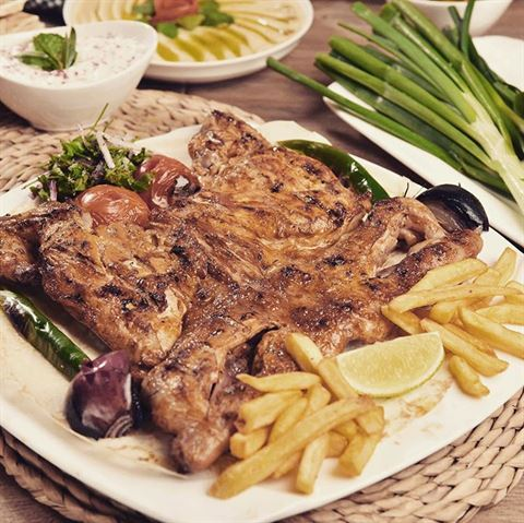 الصورة 68019 بتاريخ 23 يوليو 2020 - مطعم القصبجي - السالمية، الكويت