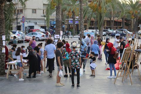 مسرح إسطنبولي يُطلق معرضا من مرفأ صور تحية الى مرفأ بيروت
