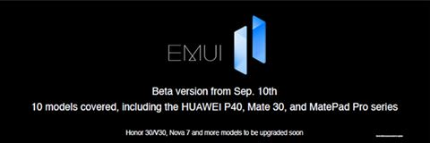 Be Brilliant Together: Huawei launches EMUI 11