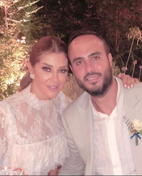 Lebanese TV Presenter Carla Haddad Announces Her Second Marriage
