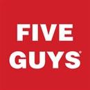 Five Guys Restaurant - Salmiya Branch - Kuwait