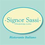 Signor Sassi Restaurant - Zahra (360 Mall) Branch - Kuwait