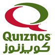 Quiznos Restaurant - Mubarak Al Abdullah (Co-Op) Branch - Kuwait