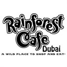 Rainforest Cafe Restaurant - Downtown Dubai (Dubai Mall), UAE