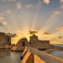 Sidon Sea Castle - Saida, Lebanon
