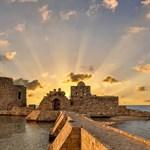 قلعة صيدا البحرية - صيدا، لبنان