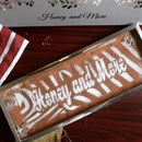 Honey And More Latte cake - Kuwait