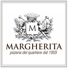 Margherita pizzeria del quartiere 1959 Restaurant - UAE