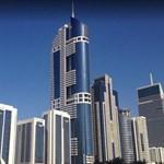 البرج الأزرق - مركز دبي التجاري (المركز التجاري 1)، الإمارات