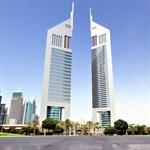 أبراج الإمارات - مركز دبي التجاري (مركز دبي المالي العالمي)، الإمارات