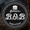 Famous  Bob's Burger Restaurant - Aramoun Branch - Lebanon