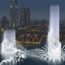 نافورة - دبي، الإمارات