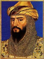 Saladin enters Damascus, and adds it to his domain.<br />