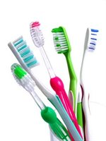 Keep your toothbrush in a closed and dry place to prevent bacteria from getting to it because bacteria usually grow in damp places.