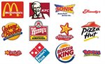 Fast food restaurants use yellow, red and orange because those are the colors that stimulate hunger.